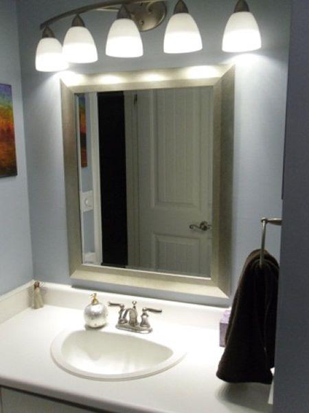 Bathroom Light Fixtures Bathroom Mirror Light Fixtures