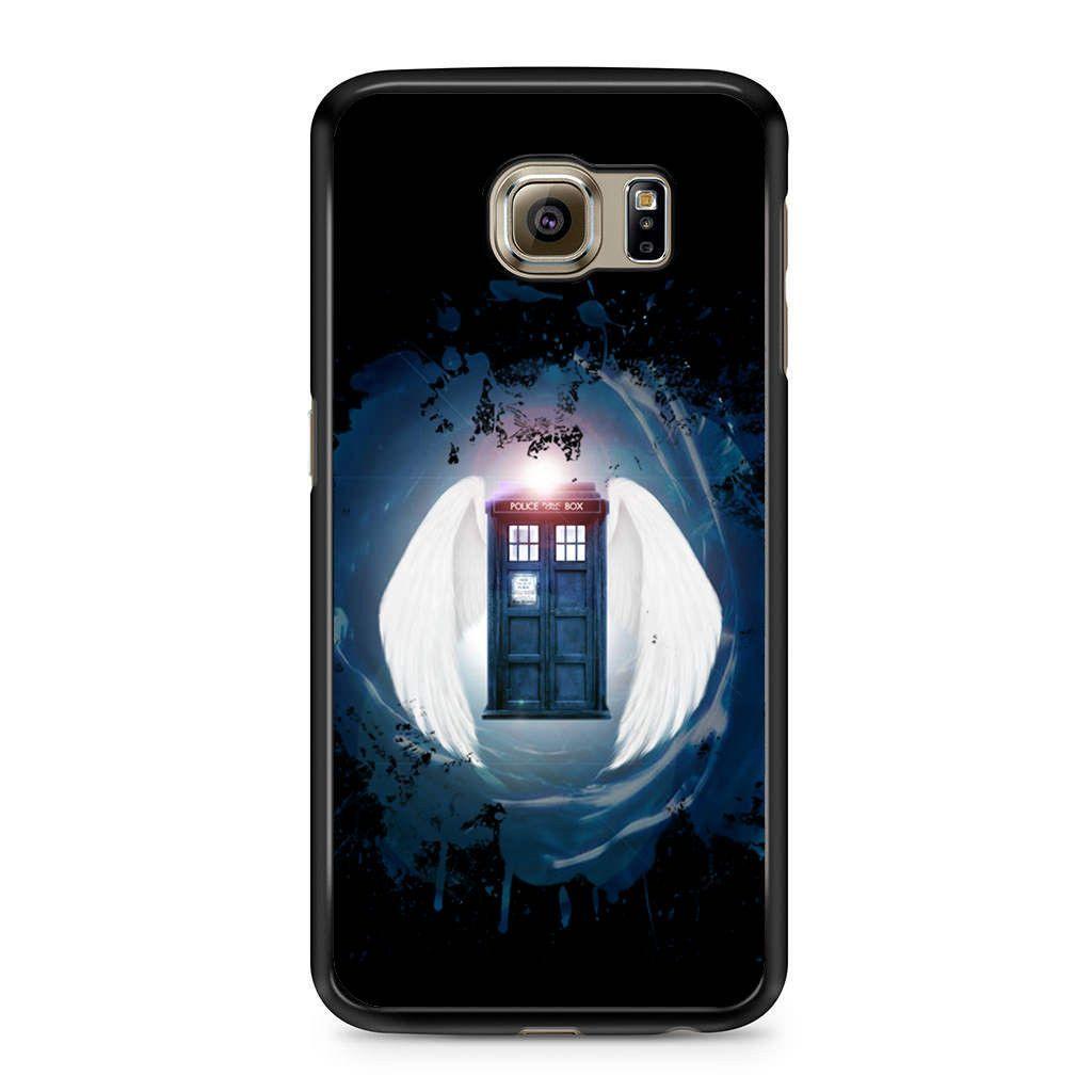 Tardis Black Hole Samsung Galaxy S6 Case