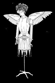 Build Your Own Steampunk Characters Day 5 Ideias Para Desenho Desenho Tatoo