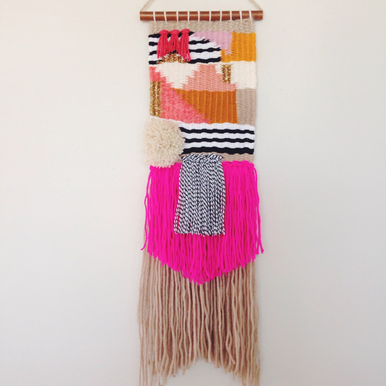 Chief and kewpie weave