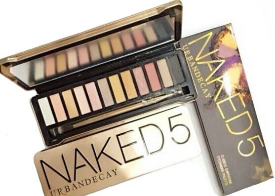 Urban Decay Naked 5 palette Experience with the totally new 12 color  insanely beautiful rose hued neutrals exclusively on this set.Choose from  every finish ... cdd0159c979