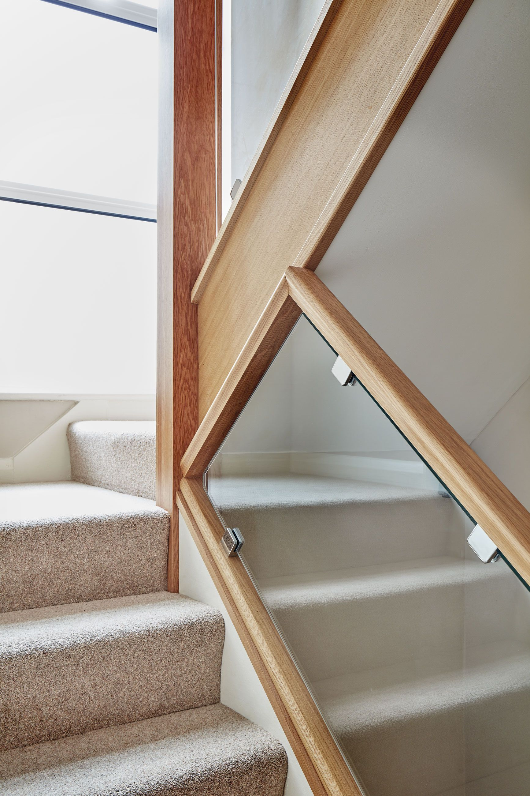 Best Compact Glass Staircase Staircase Design Glass Bespoke 400 x 300