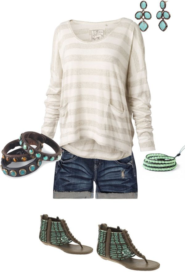 Everyday 6, created by haley-anderson-1 on Polyvore