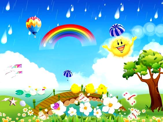 Image Result For Free Download Educational Wallpapers For Kids En 2020 Fondos Para Ninos Fondo De Pantalla De Ninos Fondos Para Bebes