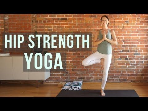 7 beginner friendly yoga poses for hip strength and