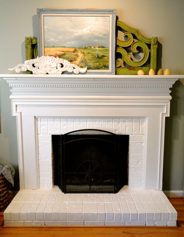 Paint Your Brick Cozy House