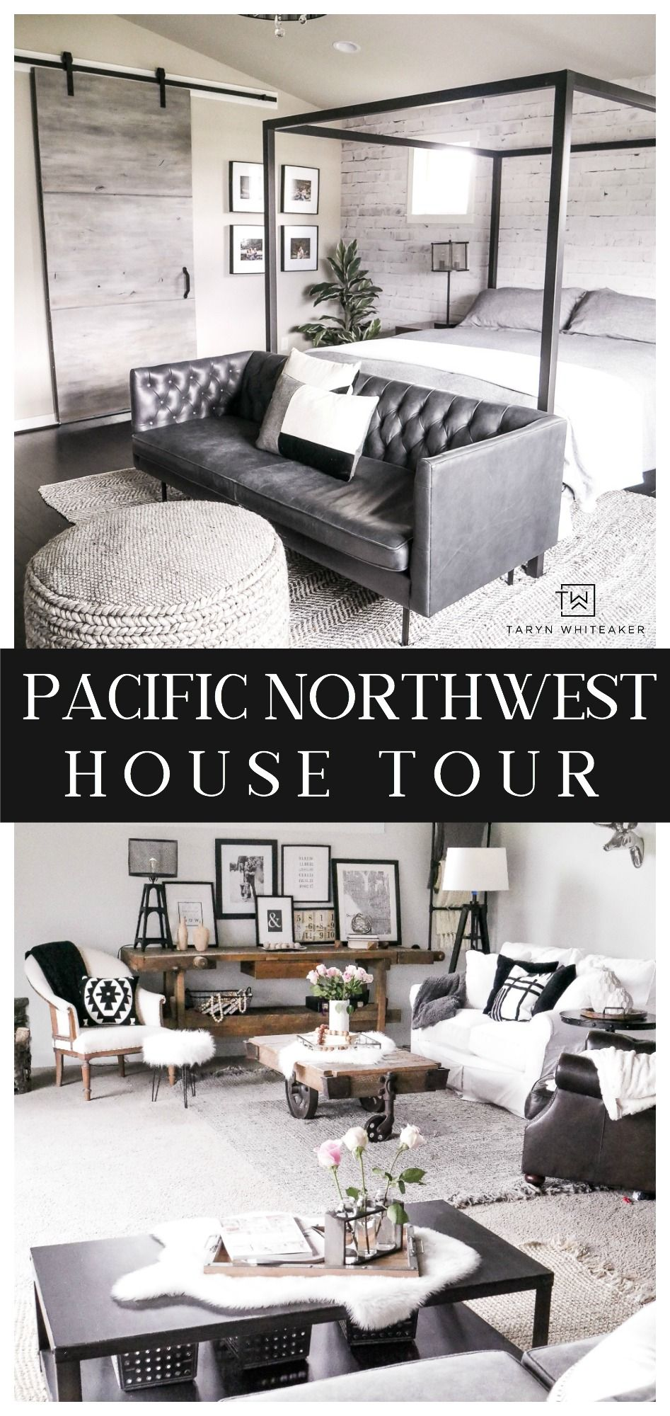 Pacific northwest house tour blogs design dining u diapers