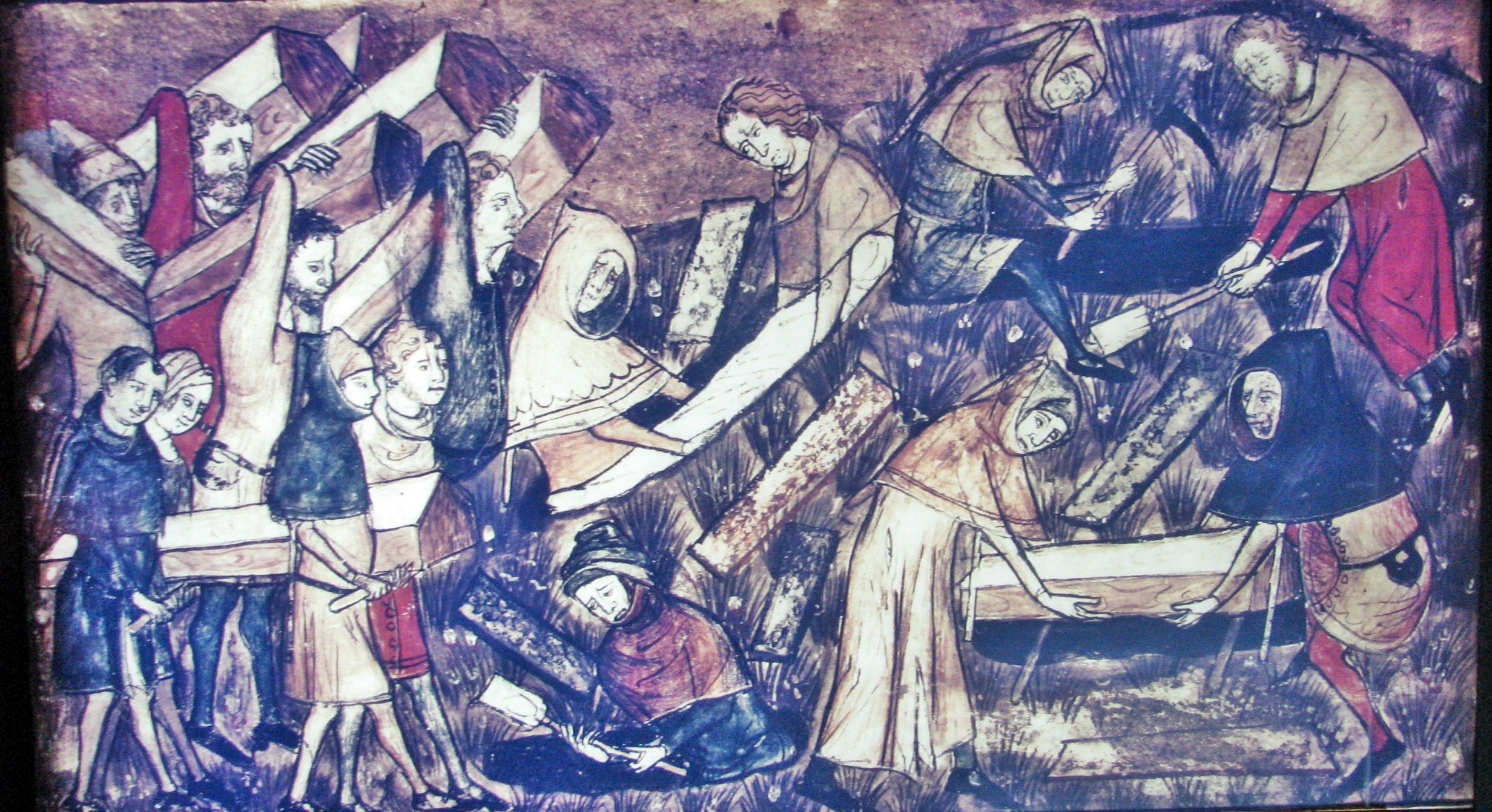 Number Of Years The Black Death Existed In Asia Before It  Bubonic Plague Essay Ebola And The Black Death May Be Terrifyingly Similar  Science Says Research Paper Essay also Writing High School Essays Writing A High School Essay