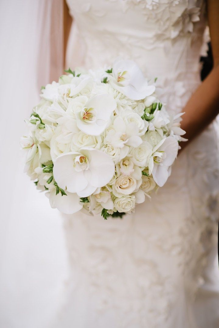 Luxurious New York City Wedding At The Mandarin Oriental Rose