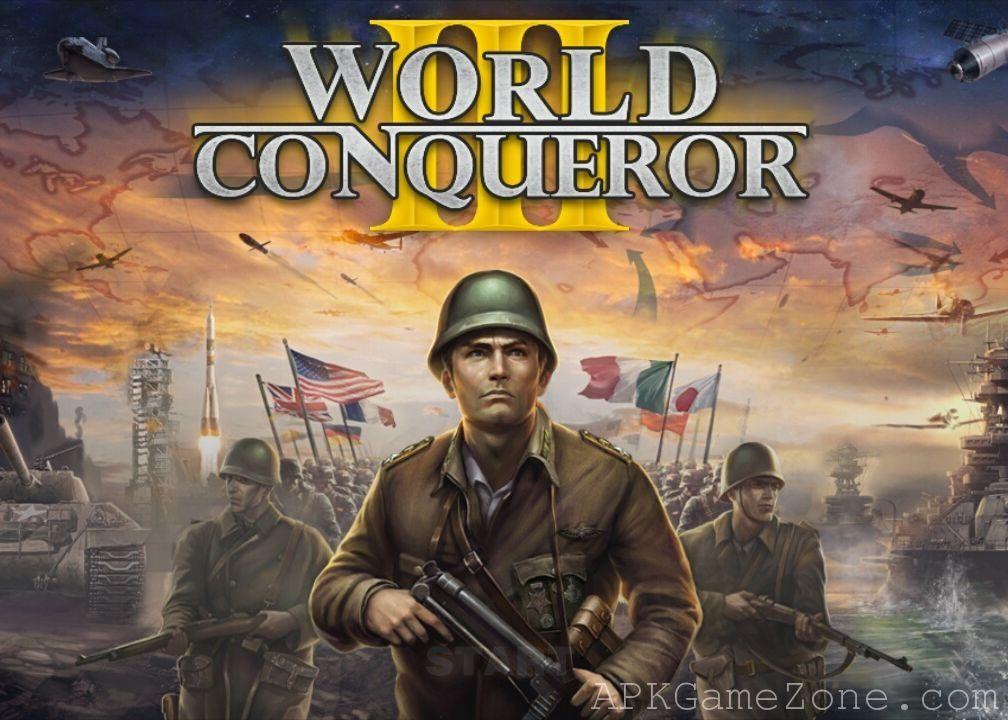 world conqueror 3 hacked mod apk