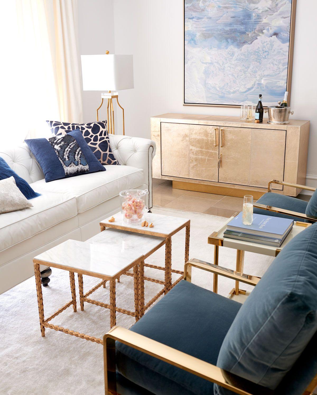 Lunaria Leather Buffet In 2021 Home Decor Room Decor Living Room Decor