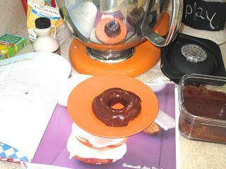 Confetti Cake Donut Recipe & Mini Donut Cookbook Giveaway!