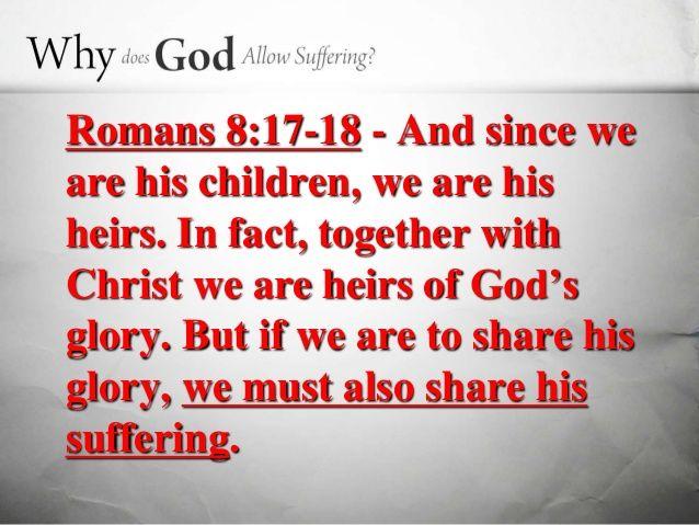 Romans 8 17-18