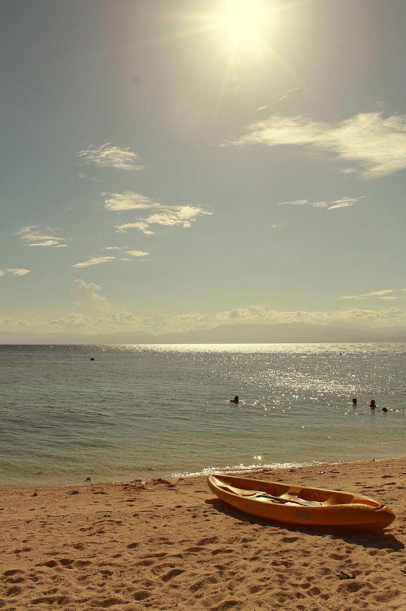 At Basdaku Beach Resort Moalboal Cebu Philippines Pictures