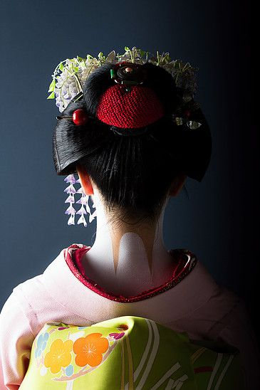 Geisha De Dos maiko de dos | photos | pinterest | japan, geisha and japanese art