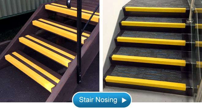 Best 2 Fits To Nosing Of Step Supplied Un Drilled Or Pre 400 x 300