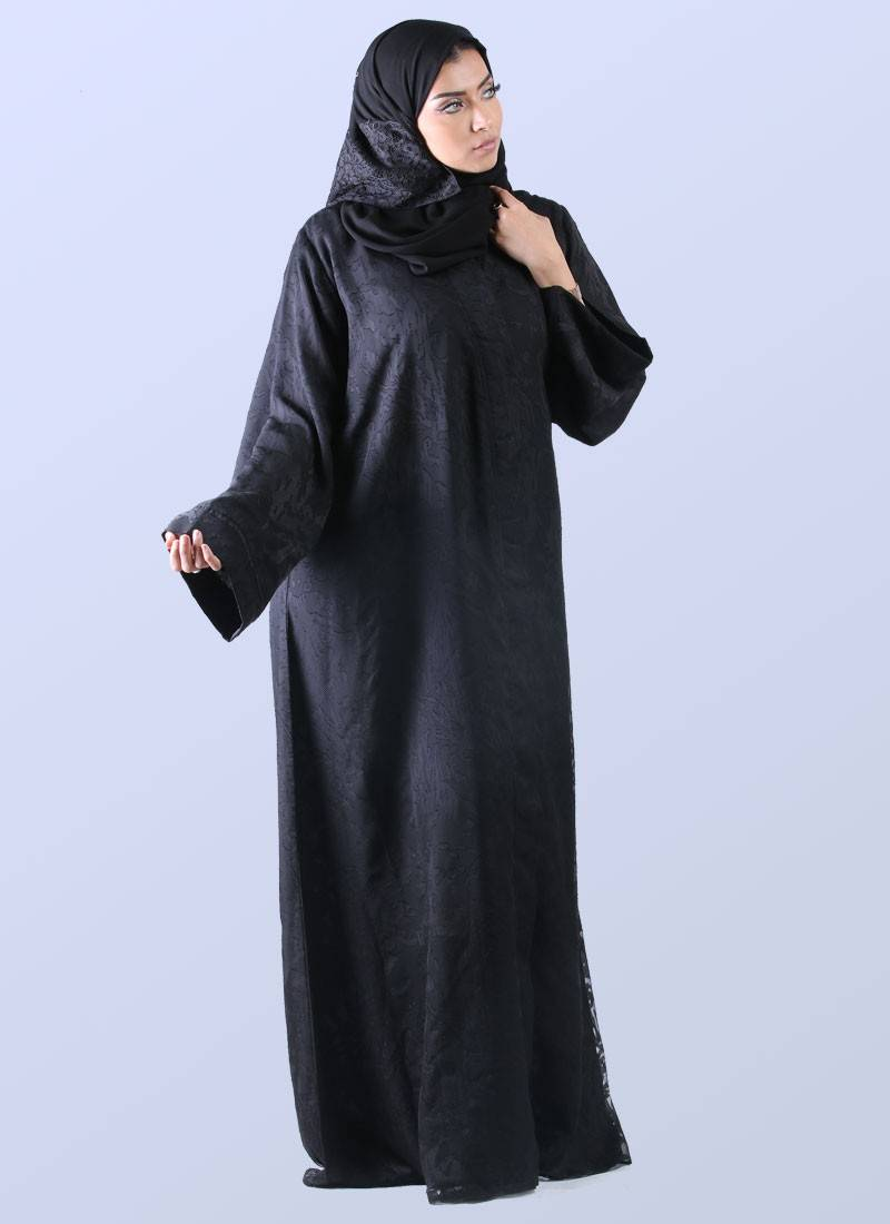 تفصيل عبايات سوداء احلى واروع عبايه 2019 Fashion Dresses Nun Dress
