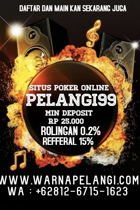 SITUS POKER ONLINE   Poker, Game, Uang