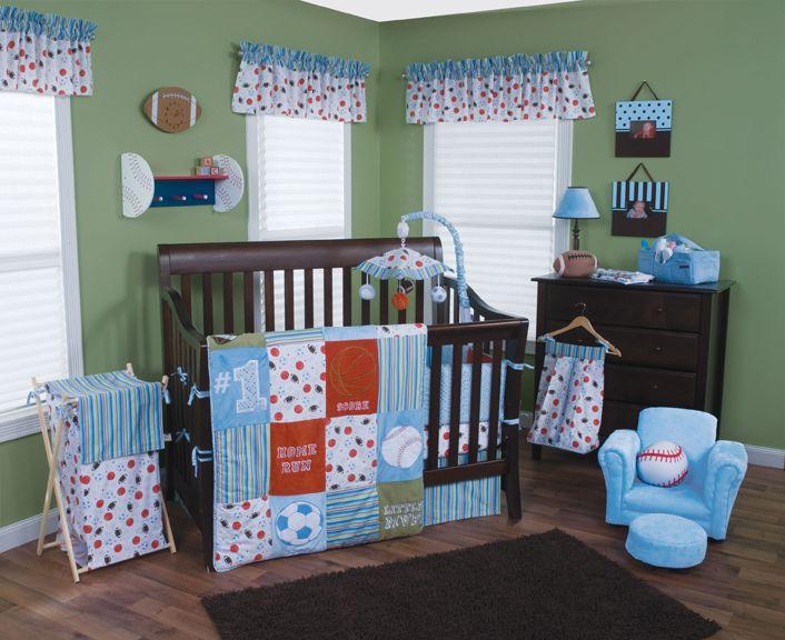 Sports Themed Nursery Bedding Sets Thenurseries