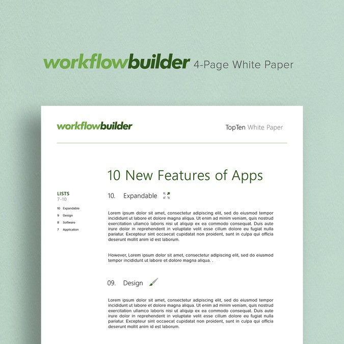 Design a Design Pinterest App design, Paper templates and - white paper template