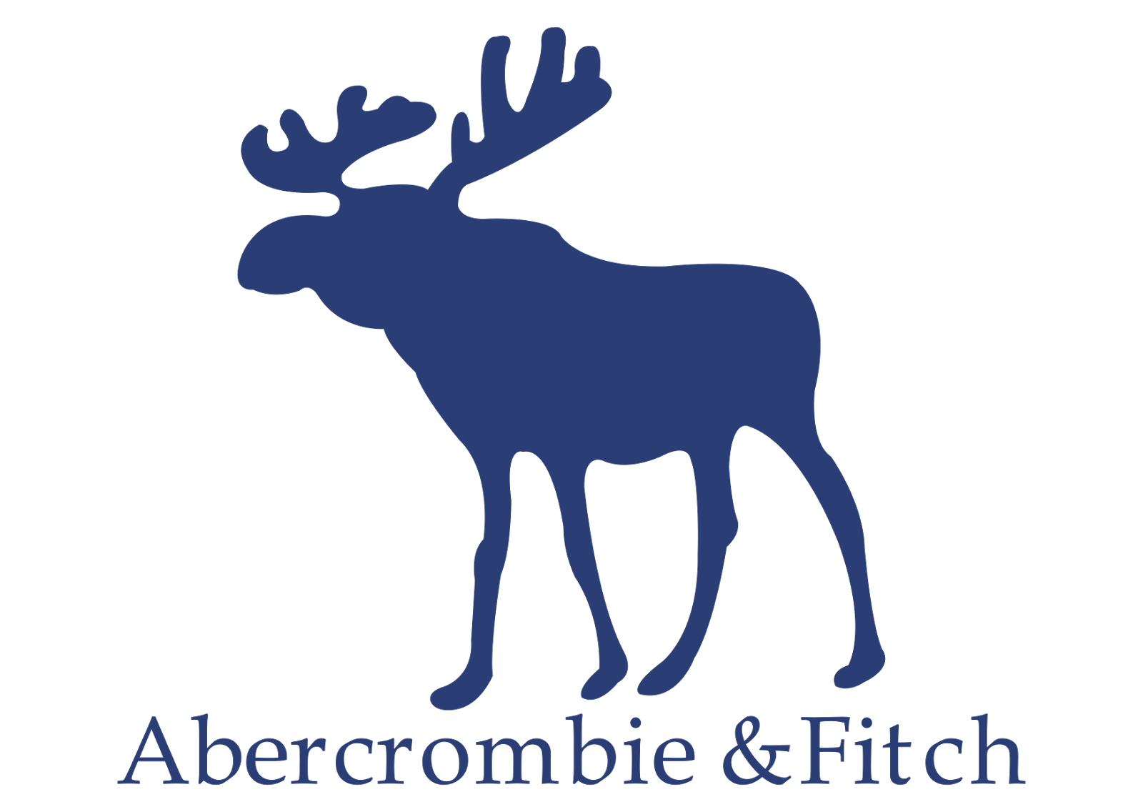 abercrombie and fitch logo vector vector logo download