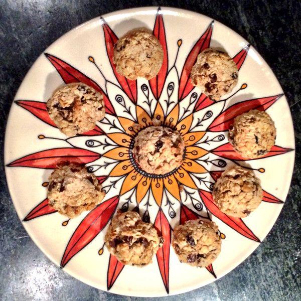 Osmia Organics | No. You. Didn't. Just. Put. Tahini. In. My. Cookies.- Recipe for Tahini Cookies!