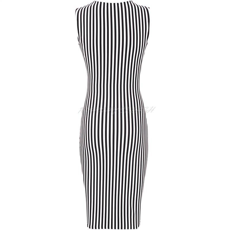 Vertical Lines Makes The Person Appear Taller And Thinner Elements Of Design Fashion Dresses