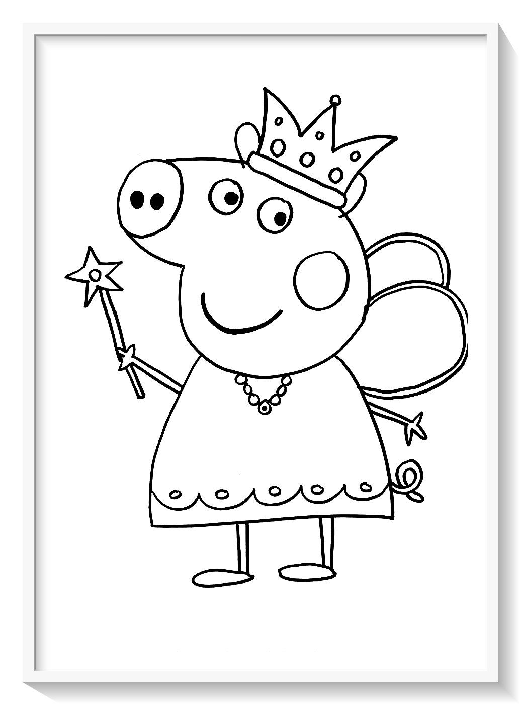 Pin On Peppa Princesa