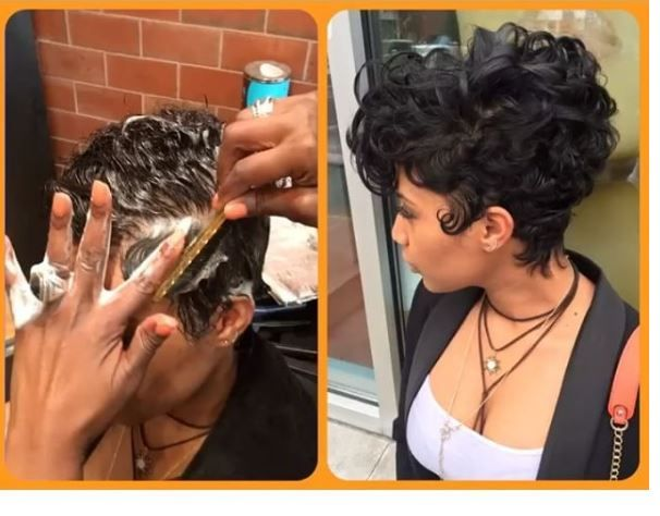 8 Finger Wave Styles Perfect For The Woman That Prefers Short Hair Gallery Black Hair Inform Finger Waves Natural Hair Natural Hair Styles Finger Wave Hair