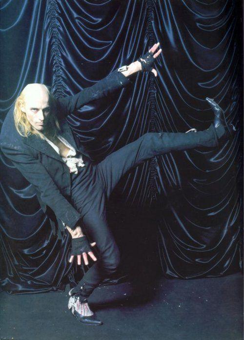 Richard O'Brien as Riff Raff | Rocky horror picture, Rocky ...