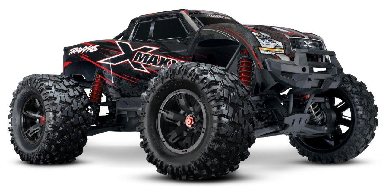 Traxxas Amps Up The X Maxx For 8s Lipo Power Rc Newb Monster Trucks Traxxas Trucks