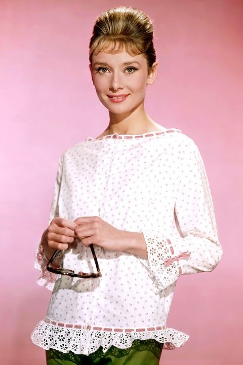 Las fotos de Audrey Hepburn que jamás habías visto   Audrey hepburn ...
