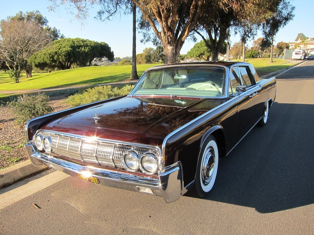 1964 Lincoln Continental | Awesome Things with Engines | Pinterest ...