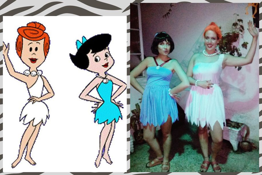 Aguspistolesi Caropiqueras Wilma Flintstone Vilma Picapiedra