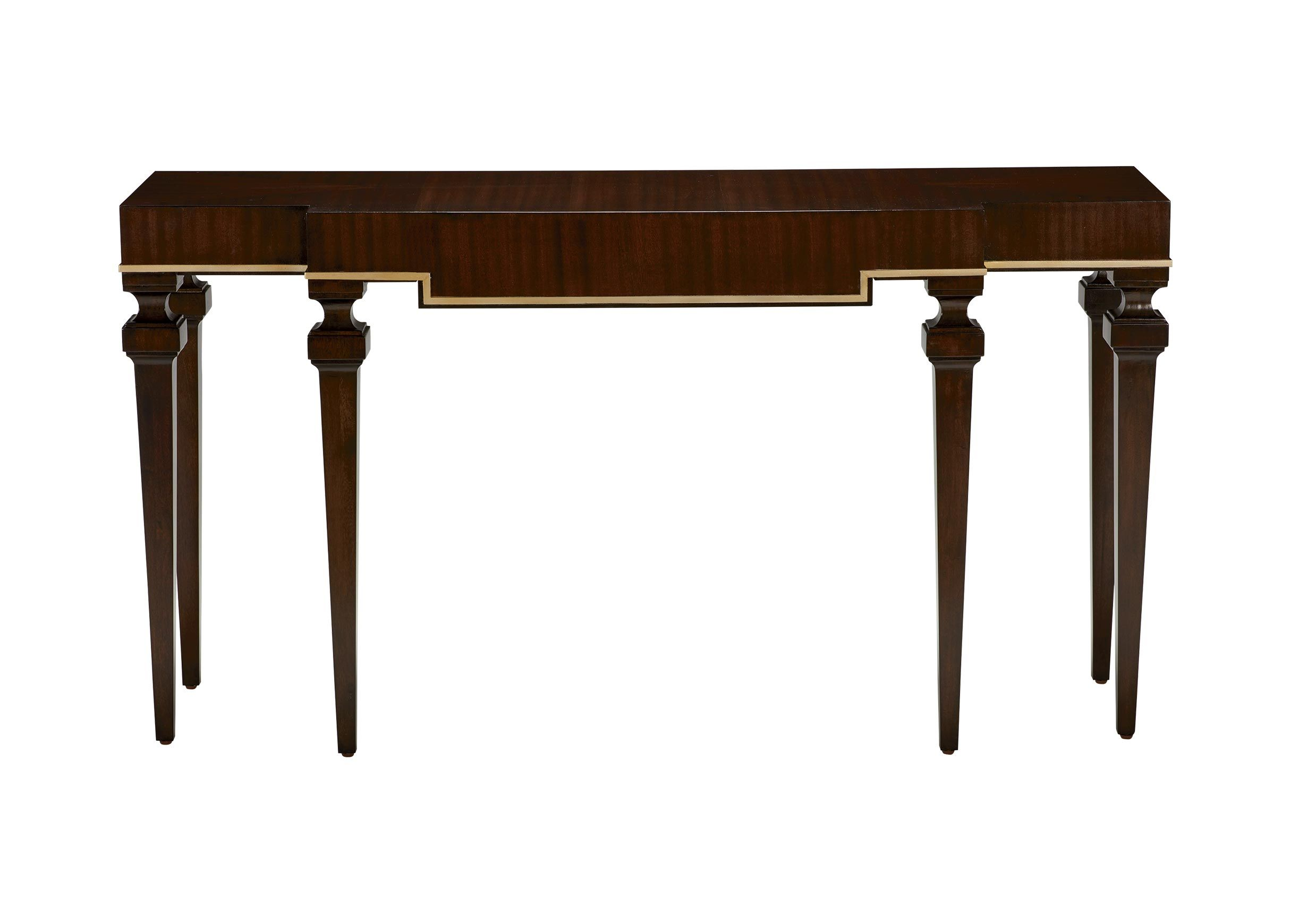 Broderick Console Table Console Table Transitional Console
