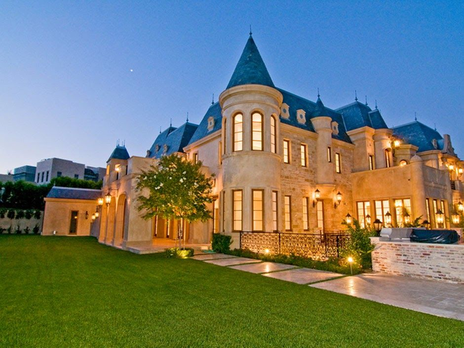 The Opulent Lifestyle™: TOUR This Magnificent Masterpiece In Beverly Hills,  California