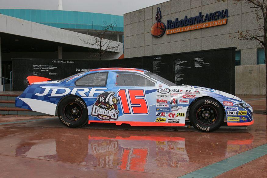 Pin By Deborah Mann On Nascar: NASCAR Driver Ryan Reed's Car Chilling In Condorstown