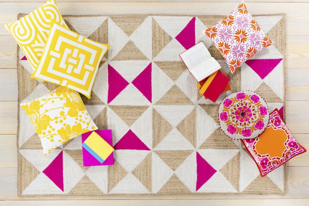 Bright patio ideas from rug savings ivory rug braided