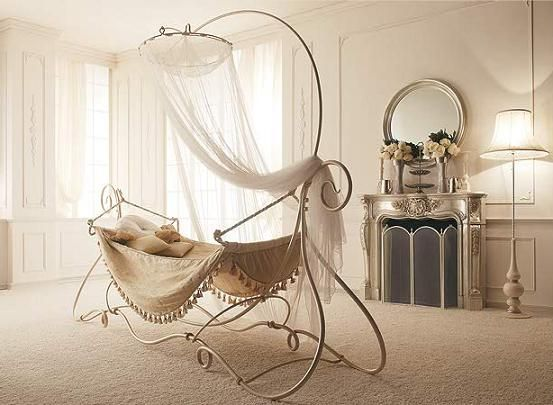 33 Modern Baby Cribs in Contemporary Shapes and Vintage Style | Baby ...