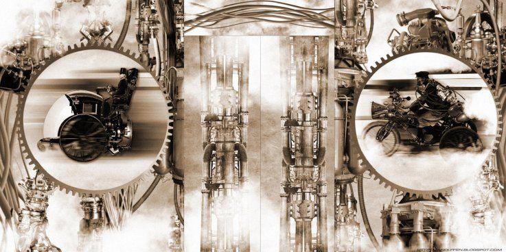 Planétarium Galilé - 03 Steampunk