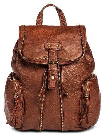 84fd672e67718 Under One Sky Women s Under One Sky Backpack Handbag with Zipper Detail