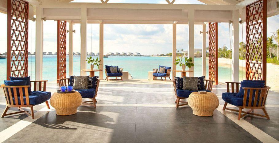 Decoration, Nice Natural Resort Design And Simple Design Of