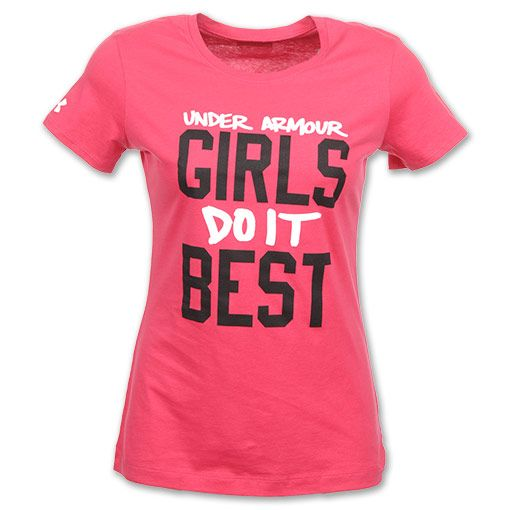 forefront of the times top-rated newest various design Under Armour Clothing For girls | Under Armour Girls Do It ...