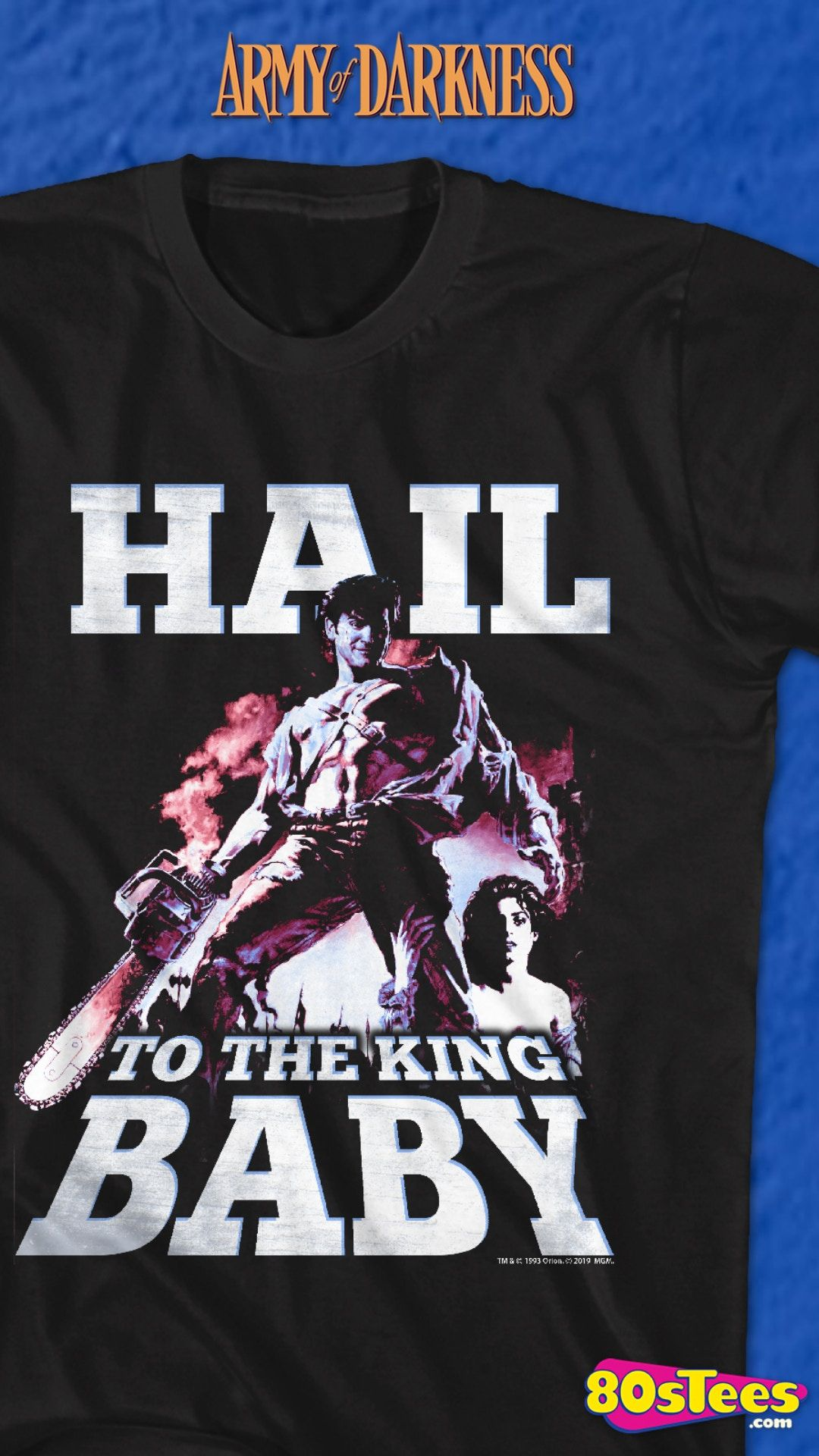 Army Of Darkness /'Poster/' T-Shirt NEW /& OFFICIAL!