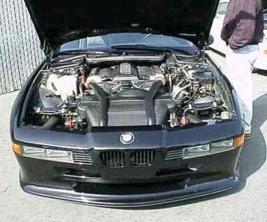 1995 BMW Dinan 850 Twin Turbo Image