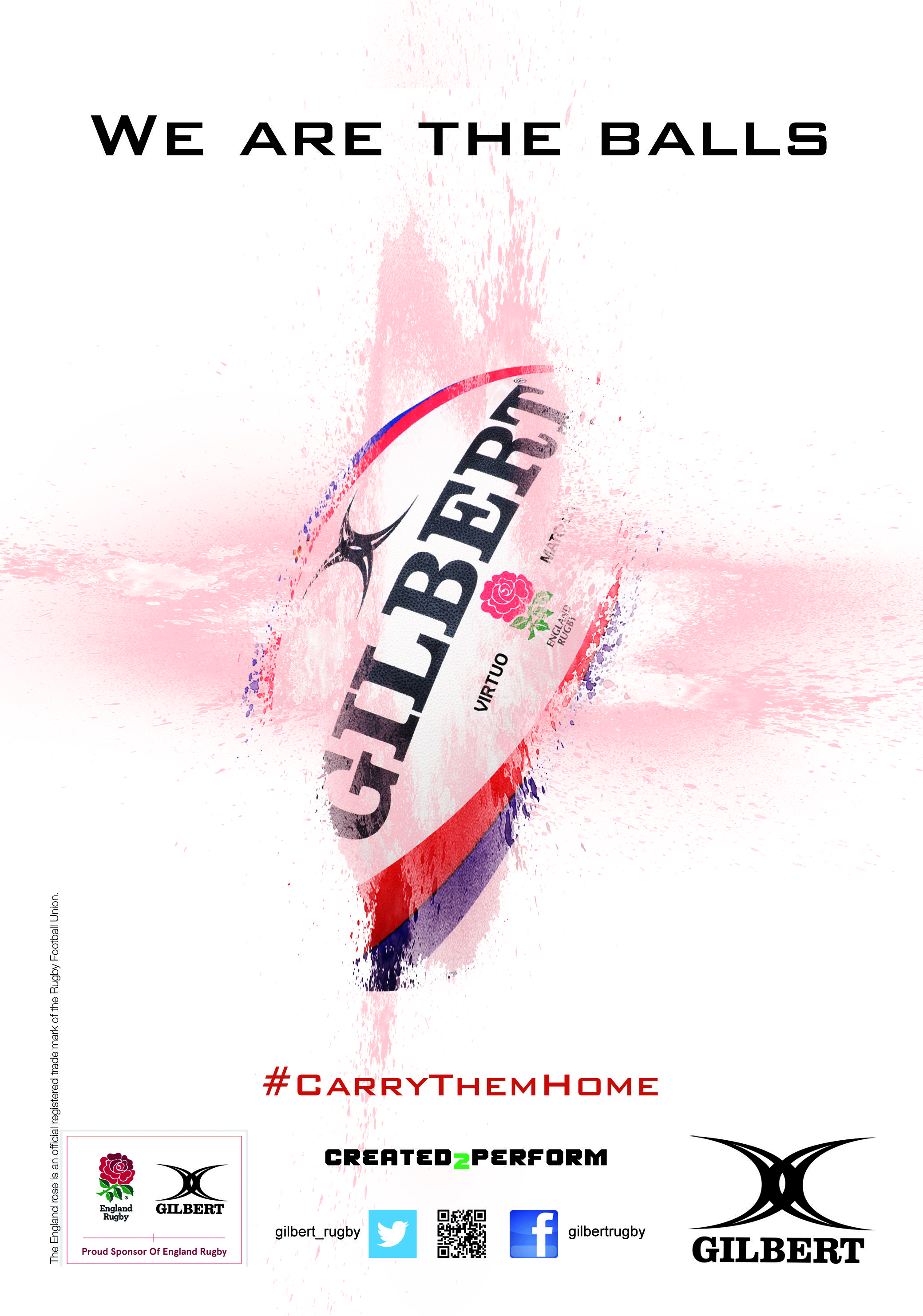 England Rugby advertising 2014 Rugby, England rugby