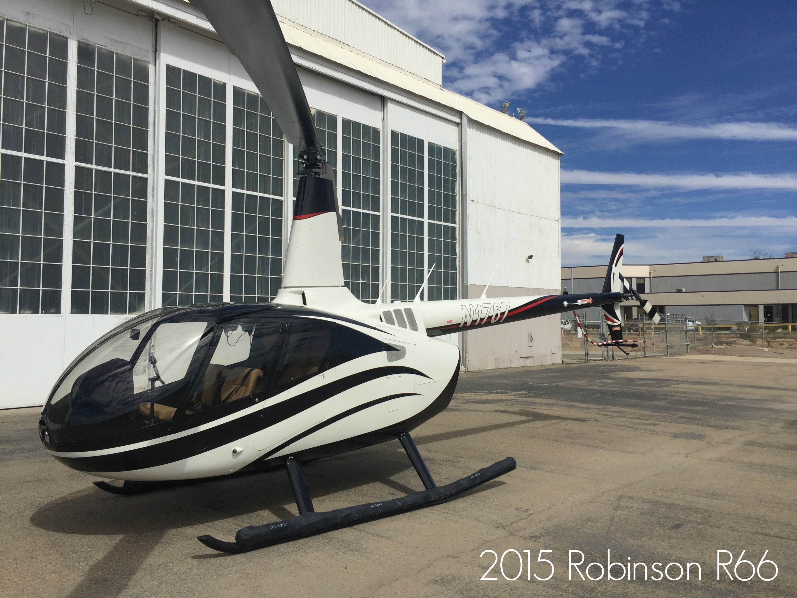 Elicottero R66 : Robinson r available at trade a plane wertoloty