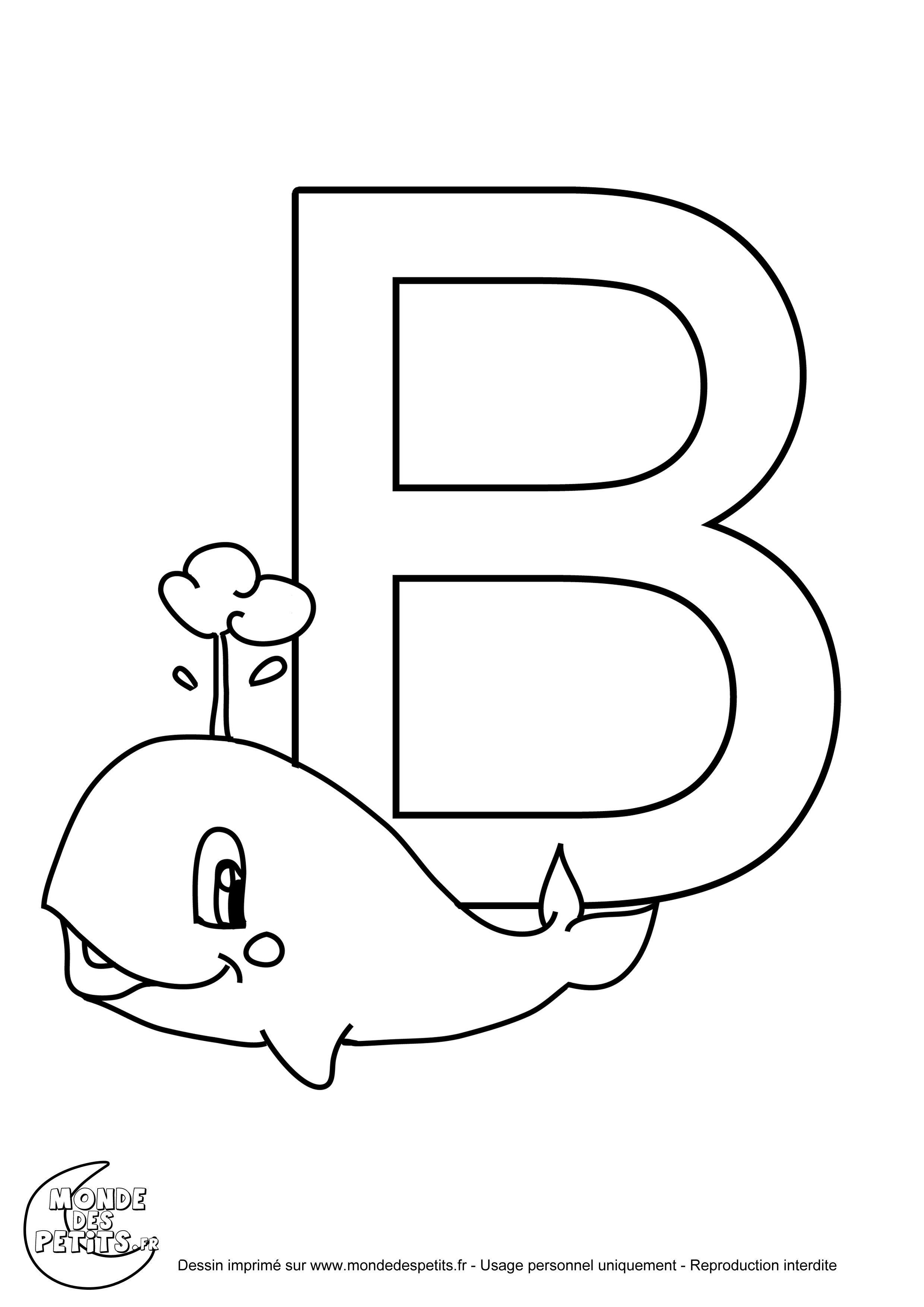 Activit maternelle - Alphabet coloriage ...