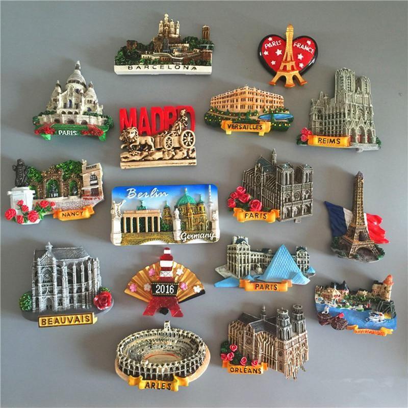 Aimant 3D San Francisco USA Frigo Souvenir Cadeau Home /& ‿Cuisine Decoration Sticker Magn/étique San Francisco USA Frigo Magnet