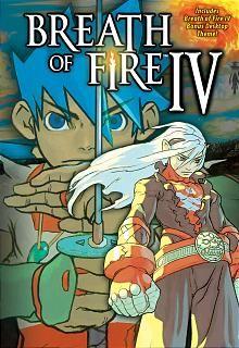 Breath Of Fire Iv 3 Ilustraciones Anatomia Heroe